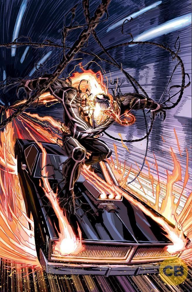 Deadpool, Thanos, Wolverine e outros heróis são infectados pelo Venom em divertidas artes oficiais da Marvel! - Legião dos Heróis