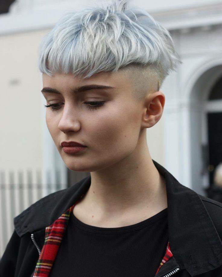 Short Bowlcut Short Haircuts Pinterest