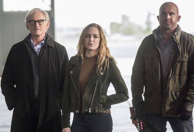 Back January 24th- Legends of Tomorrow's Sara Disses 'Legion of Doom' Name in New Promo