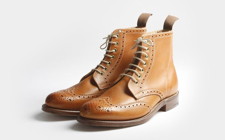Grenson   Women's Shoes, Women's Oxfords, Women's Boots, British Shoes, Goodyear Welted, Ella