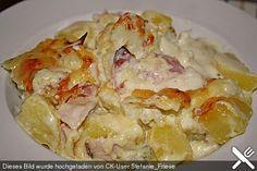 Blumenkohl - Kartoffel - Auflauf, ein gutes Rezept aus der Kategorie Auflauf. Bewertungen: 149. Durchschnitt: Ø 4,3.