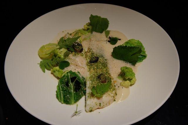 Plat de poisson : délicieux au Fiskebar #Fiskebar #Copenhagen #Food #Fish #Copenhague #Poisson #Restaurant