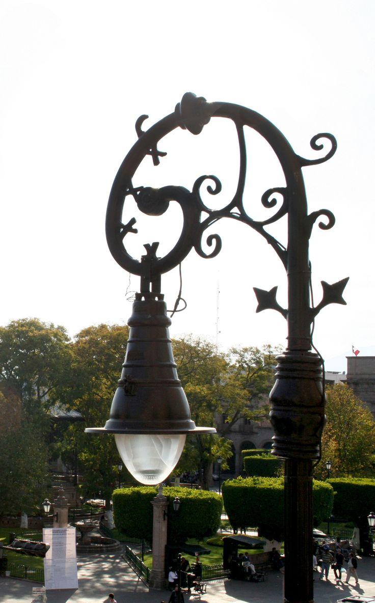 Morelia's street Light