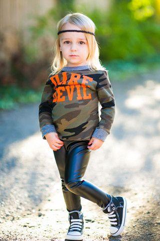 Toddler Fashion Dave Devil