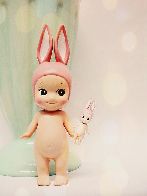sonny angel..... j'en veux un ! ou meme pleinnnnnnns !!!! ils sont trop mimis !!!!