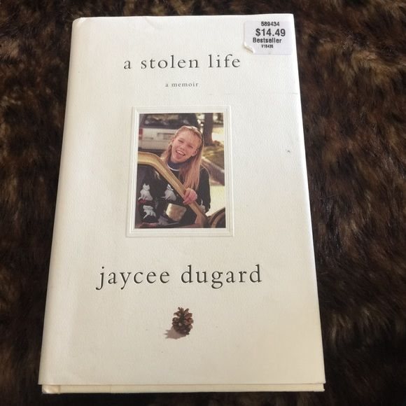 A stolen life by Jaycee Dugard Book Accessories