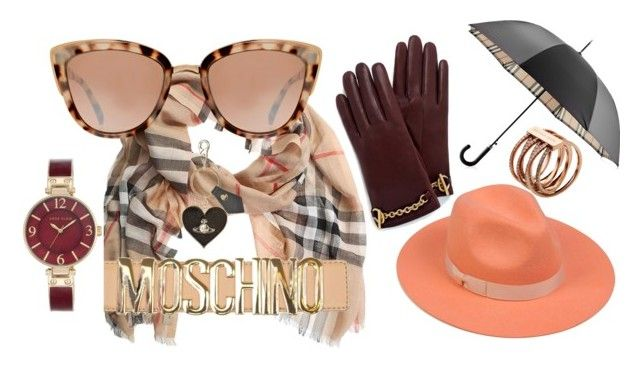 accc by marta-ochocka on Polyvore featuring moda, Anne Klein, Michael Kors, Burberry, Lack of Color, Mulberry, Moschino and Vivienne Westwood