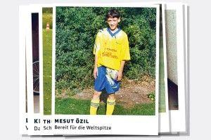 """Mesut Özil. """"Auf dem Fußballplatz war er extrovertiert, da war er unser Größter"""""""