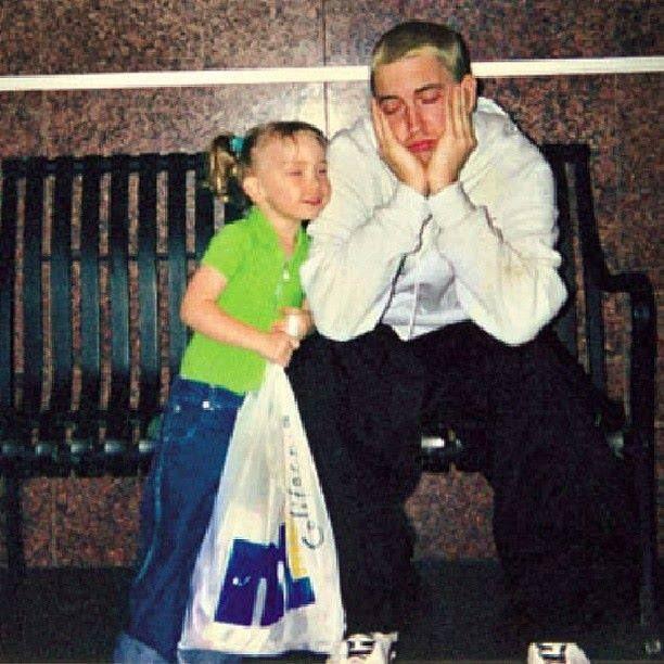 Hailey & Eminem