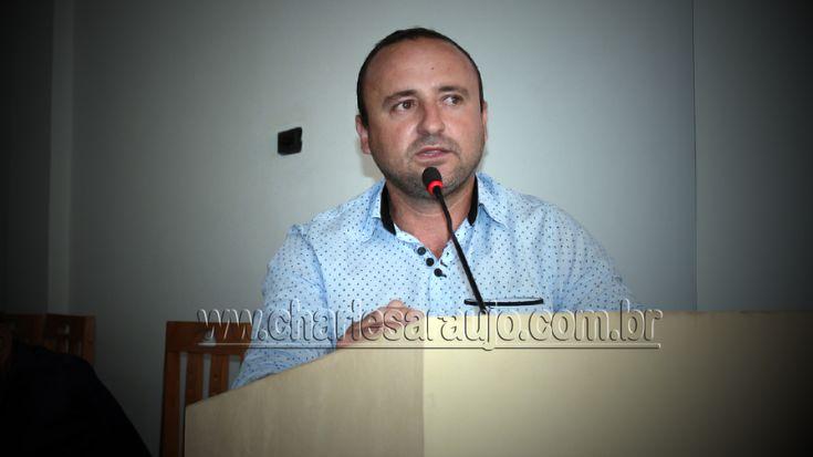 Denúncia de desvio de recursos do transporte escolar por Danúbio Macedo na Câmara