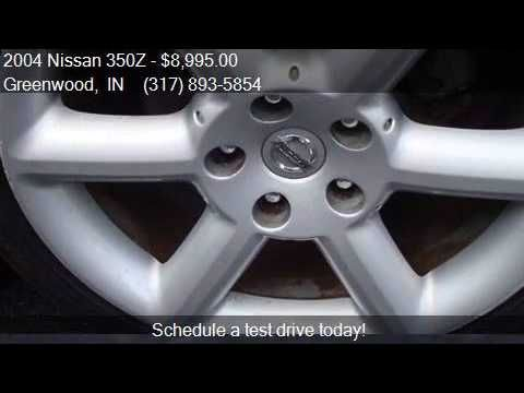 2004 Nissan 350Z Enthusiast 2dr Roadster for sale in Greenwo