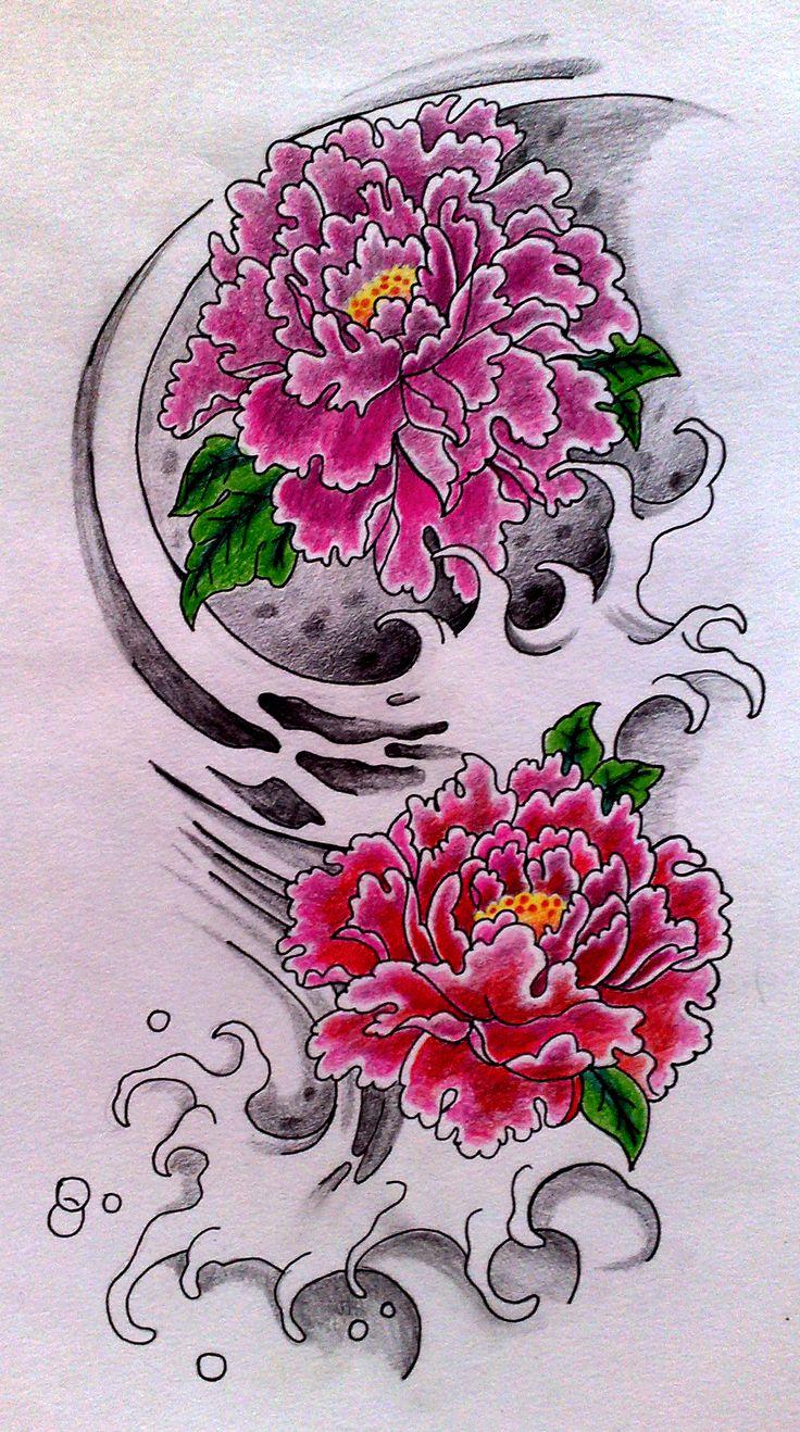 Traditional Japanese tattoo art