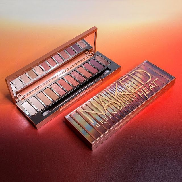 NEW!!! URBAN DECAY NAKED HEAT EYESHADOW PALETTE Nueva Paleta Naked Heat de Urban Decay Para este 2017  https://prettymakeupplace.blogspot.mx/2017/06/new-urban-decay-naked-heat-eyeshadow.html