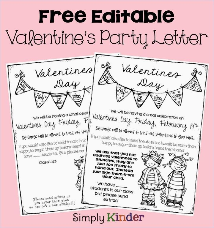 Stress Free Valentine's Party - Simply Kinder