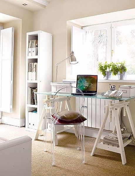 1000 images about Home office world on Pinterest Trestle Desk