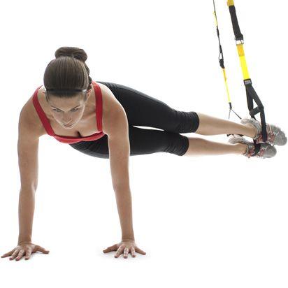 Total-Body TRX Workout