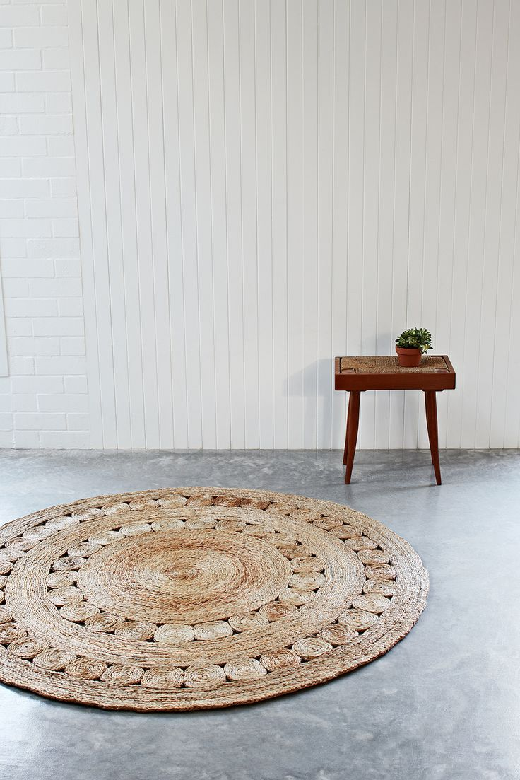 Our Dandelion rug | See more at www.armadillo-co.com