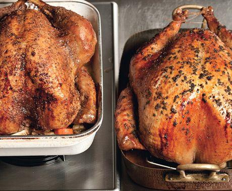 ... Roasted Turkey with Cider Gravy | Recipe | Gravy, Turkey and Roasted