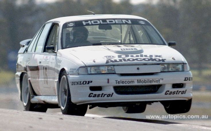 Holden Vn Commodore Ss Group A Taking A Pocket Knife To A