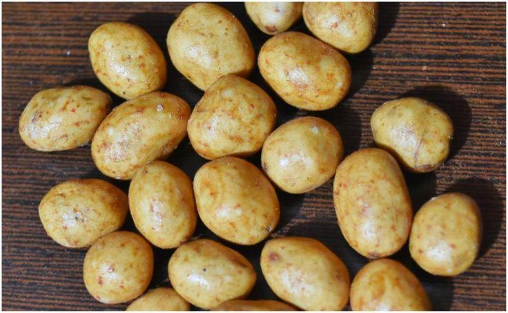 Sabías qué? Los cacahuates japoneses son originarios de México