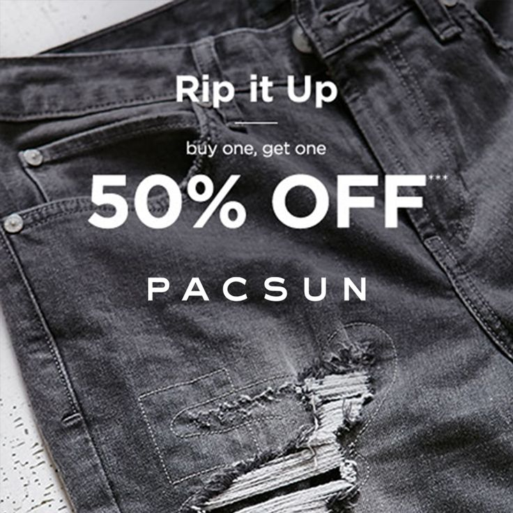 Online Only : Limted Time! Fall sale Up to 50% #Off.  Store : #Pacsun Scope: Entire Store   Ends On : 10/22/2016    Get more deals: http://www.geoqpons.com/Pacsun-coupon-codes  Get our Android mobile App: https://play.google.com/store/apps/details?id=com.mm.views    Get our iOS mobile App: https://itunes.apple.com/us/app/geoqpons-local-coupons-discounts/id397729759?mt=8