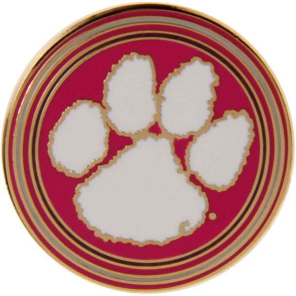 Clemson Tigers Coleman 2016 Breast Cancer Awareness Pin - $4.99