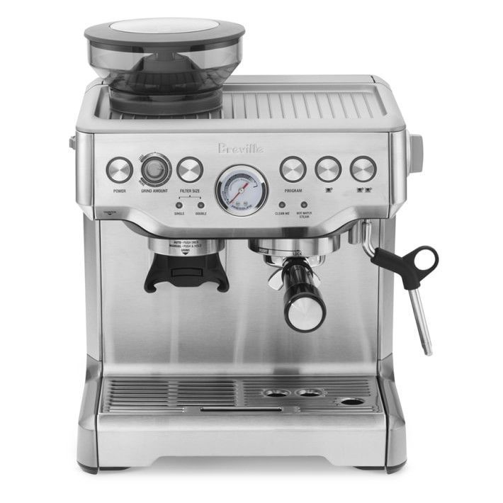 Breville® BES870XL Barista Coffee Machine