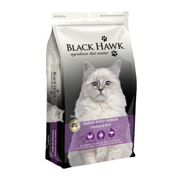 Black Hawk Chicken & Rice 10kg - $87.95 (AUD)