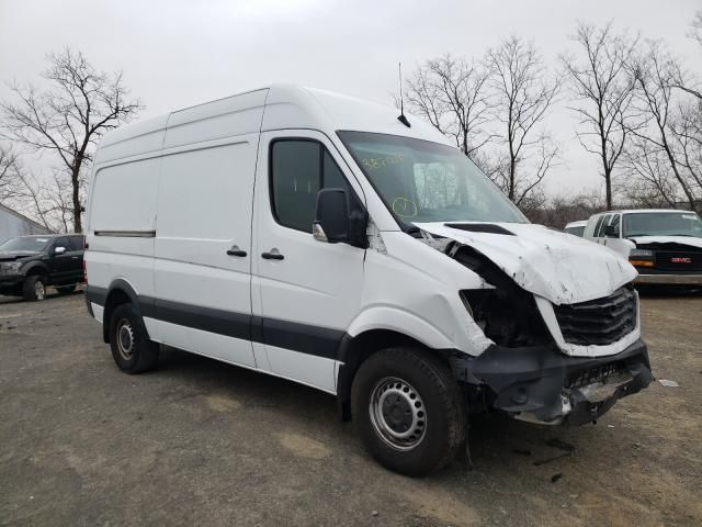 2018 Freightliner Sprinter 2500 17900 In 2021 Freightliner Sprinter Van For Sale