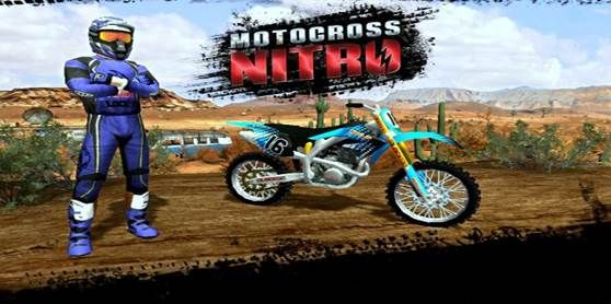 Motocross Nitro will bring out your inner speed demon. Customize your bike to best suit each terrain. Challenge your oppositions in sprints, races and freestyle modes showing off your best tricks to cross the line ahead of the pack.