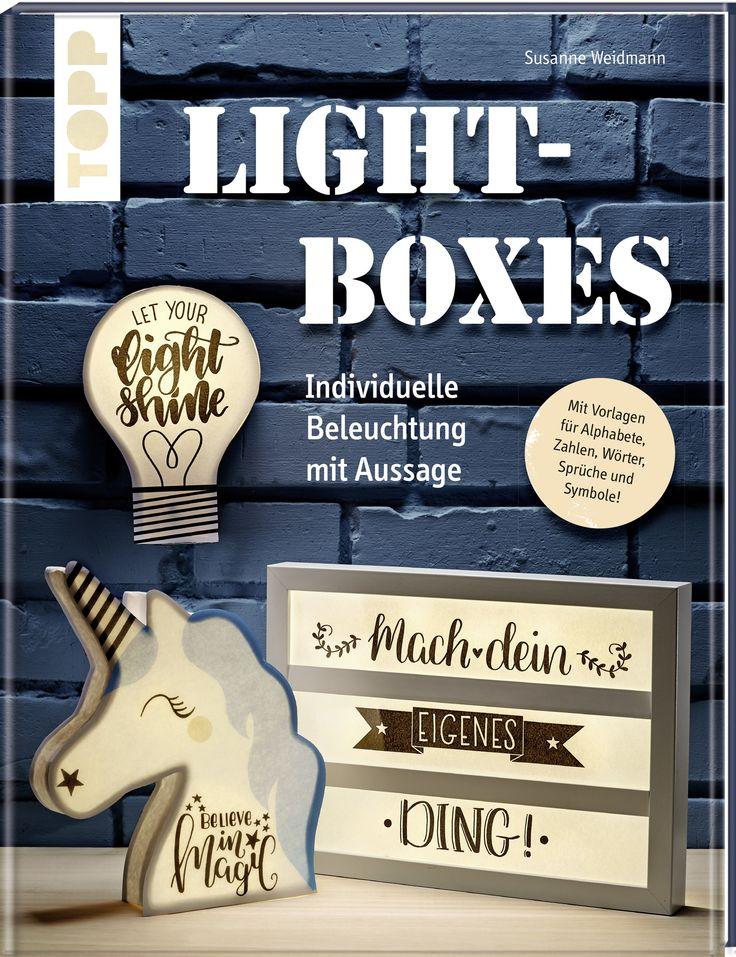 Lightboxes https://www.topp-kreativ.de/lightboxes-7861?c=1734 #frechverlag #topp #diy #lightboxes