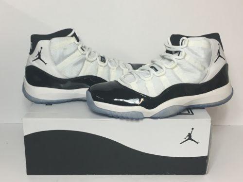 Nike Air Jordan 11 Concord 2011 Sz. 13 378037-107