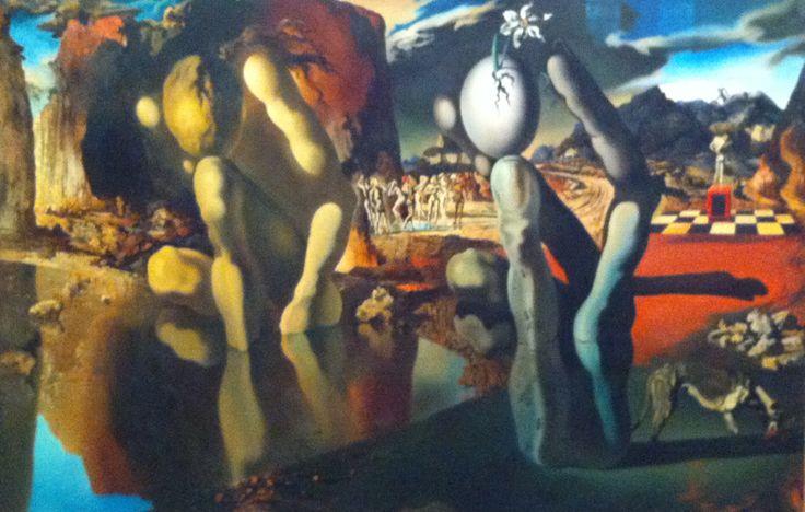 Dali, Tate Modern, London