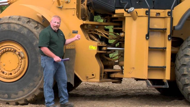 (adsbygoogle = window.adsbygoogle || []).push();           (adsbygoogle = window.adsbygoogle || []).push();  Join Caterpillar Maintenance Expert Nick Rummel on a Daily Walkaround Safety Inspection of a Cat® Wheel Loader. For more Maintenance and Support information visit: ...