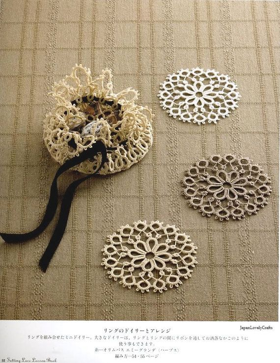Crocheting And Tatting : about crochet and tatting 2 on Pinterest Free pattern, Filet crochet ...