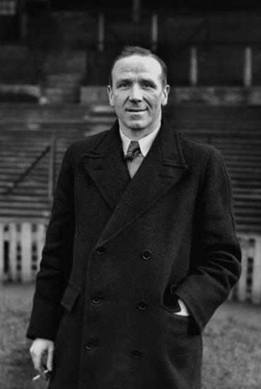 AUG. Ist. 1947: Matt Busby, manager