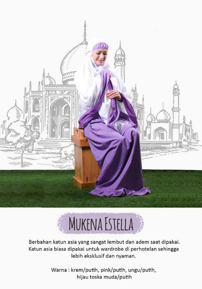 Estella Purple Rp350rb