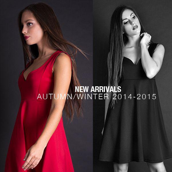 NEW ARRIVALS - https://www.e-xclusive.com/shop/clothes/new-arrivals?utm_source=PINTEREST&utm_medium=BANNER&utm_campaign=AW1415
