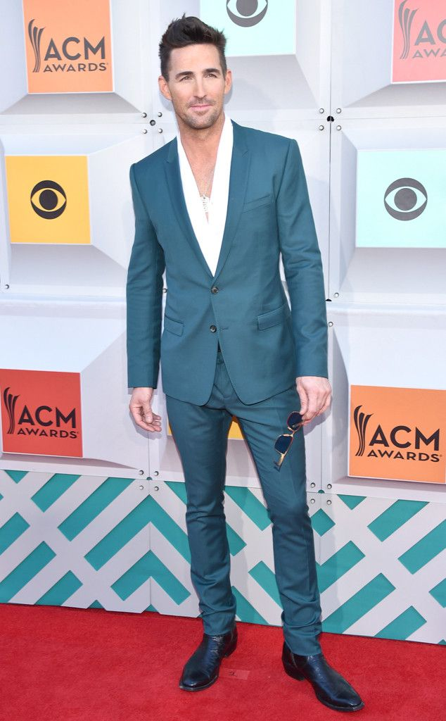 "Jake Owen from ACM Awards 2016 Red Carpet Arrivals  The ""American Country Love"" singer puts the shades down for his photo opp."