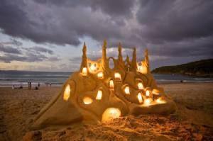 Sui castelli di sabbia e la loro poetica