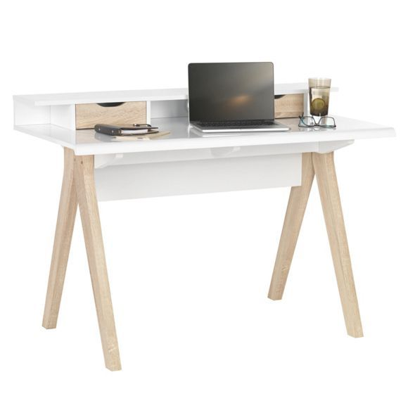 1000 images about desks on pinterest wands furniture for Schreibtisch xora
