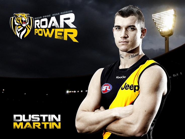 Dusty - Wallpapers - Official AFL Website of the Richmond Football Club