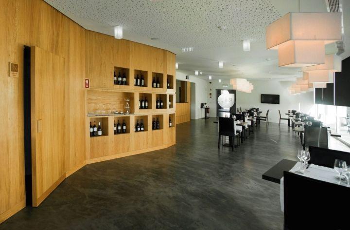 Design Wine Hotel by Barbosa Guimaraes Caminha Design & Wine Hotel by Barbosa & Guimarães Arquitectoslocated, Caminha   Portugal