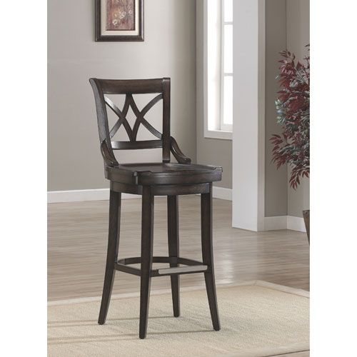 Fremont 26 Inch Swivel Bar Stool American Heritage If