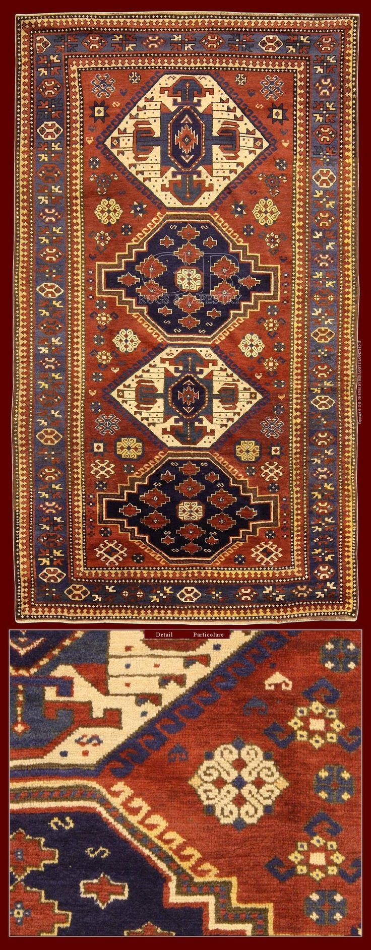 LORI-PAMPAK KAZAK RUG, LORI-PAMPAK KAZAK RUG 276 x 151 | 140811734061 | GB Rugs