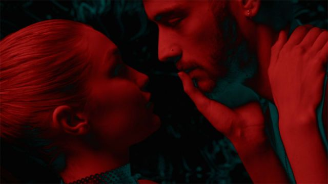 "22 Beautiful Visuals From Zayn's ""Pillowtalk"" Music Video, AKA Photos of Him and Gigi Hadid Making Out"