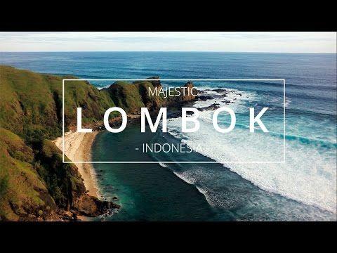 DJI Phantom 2 : Majestic Lombok
