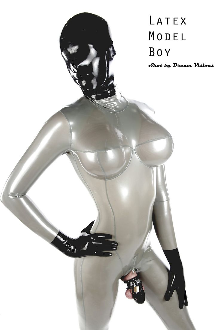 fetish rubber doll