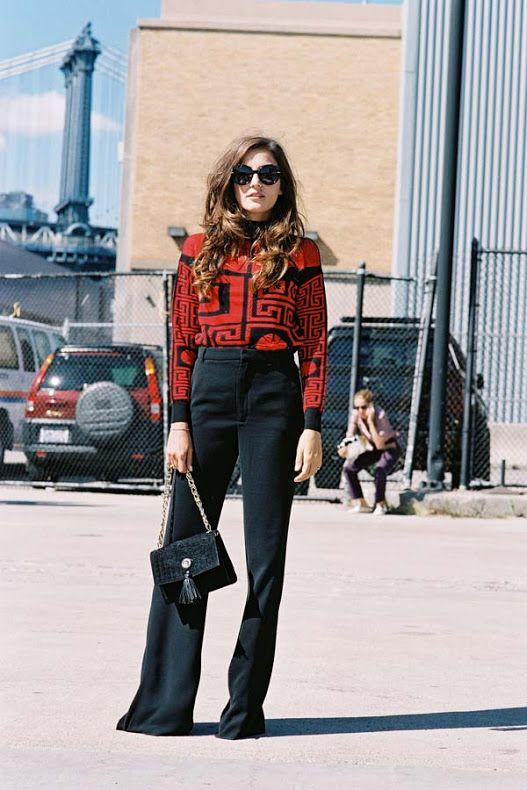 Vanessa Jackman: New York Fashion Week SS 2016....Eleonora