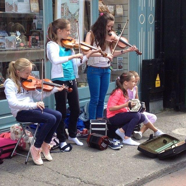 Musique et danses #Sligo #FleadhCheoil 2014 #irlande